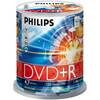 Philips DR4S6B00F - DVD+R x 100 - 4.7 GB