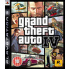 Grand Theft Auto: IV PS3 Game.