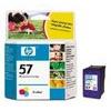 Hewlett Packard No57 17ml Inkjet Cartridge - Multicoloured