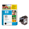 HP 11 Black Printhead Cartridge (Yield 16,000 pages)