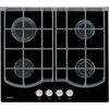 AEG HG694340NB hob - hobs (built-in, Gas, Glass, Black, Cast iron, Rotary)