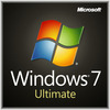 Microsoft Windows 7 Ultimate Service Pack 1 (64-bit) 1 Pack Delivery Service Partner OEM DVD (English)