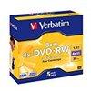 Verbatim 43565 8CM DVD+RW 4x 1.4GB Mini Slim Jewel case 5pk