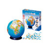 Ravensburger 3D Puzzleball - The World & Stand.
