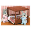 Sylvanian Families Luxury Four Poster Bed