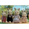 Sylvanian Families - Buttermilk Rabbit Family
