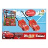 Disney Pixar Cars Disney Cars Young boys and girls Toy Lightning McQueen Walkie Talkies