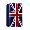 Smeg FAB10RUJ 50s Retro Style Fridge with Ice Box - Union Jack
