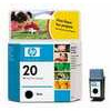HP C6614DE - (4) NO.20 BLCK INK 28ML 455 PAGES