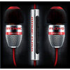 Atomic Floyd SuperDarts Earphones with in-Line controls and Soundproofing