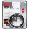 Targus Defcon CL - Security cable lock - black nickel - 2.1m