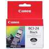 Canon BCI 24BK - Ink tank - 1 x black - 125 pages