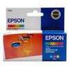 Ink cartridge Original Epson 1x Cyan, Magenta, Yellow C13T04104010 / T0410 for Epson Stylus C 62