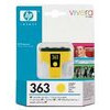 HP 363 - Print cartridge - 1 x yellow - 490 pages