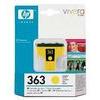HP 363 Yellow Ink Cartridge