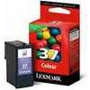 Lexmark No.37 - ink cartridges (Cyan, Magenta, Yellow, Lexmark X3650/X4650/X5650/X6650/X6675/Z2420 , Blister, Inkjet)