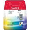 Canon CL 41 - Print cartridge - 1 x colour (cyan, magenta, yellow) - 155 pages