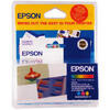 143561: Epson T051 Black Ink Cartridge for STYLUS C 740/800/850/1520 Printers (Consolidated S020108 & S020189) (C13T051140)