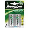 Energizer Rechargeable Batteries C Pack of 2