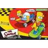 Micro Scalextric G1017 The Simpsons 1:64 Scale Race Sets