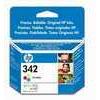 HP 342 TriColour printer cartridge