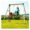 TP Wooden Double Swing