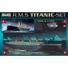 Revell Titanic Ship Plastic Model Gift Set