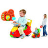Chicco Quattro Car Sit N Ride 4-in-1 Activity Toy, 82.5 cm