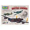 Revell British Legends Model Gift Set (Multi-Colour)