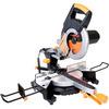 Evolution Rage3+ Multipurpose Sliding Mitre Saw, 255 mm, 230 V