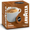 Lavazza Lungo Dolce Coffee Capsules – 16 Pack