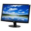 Acer 61cm (24 Inch) Wide  16:9 Fhd  Led  5ms 100m:1 (acm) Dvi (w/hdcp) Hdmi Euro/uk Emea Adm Mprii Black