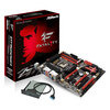 AsRock Fatal1ty Z77 Professional-M Motherboard (Socket 1155 Intel Z77 Up to 32GB DDR3 Micro ATX 4 x SATA3 6.0 Gb/s 2 x PCI-Express 3.0 AsRock Extreme Tuning Utility)