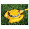 Key Features  Class-leading dial sprinkler with a choice of 8-spray patterns to suit all watering shapes and types - small semi circle, large semi circle, mist, strip, large circle, small circle, square and remote jet. Complete with soft-touch easy-grip a