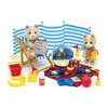 Sylvanian Families Day at the Seaside Set with 2 Figures