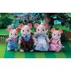 Sylvanian Families Maces Mouse Family