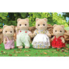 Sylvanian Families Honeybear Family