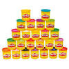 Play Doh 24 Pack of Colours 24 x 80g tubs