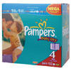 Pampers Baby Dry Size 4 (Maxi) Large Pack 112 Nappies