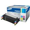 Samsung CLT-P4092C Rainbow (CMYK) Toner Cartridge - 1,500 Pages