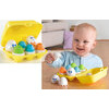 Tomy Hide and Squeak Eggs Activity Toy.