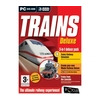Trains Deluxe (3 DVD CASE SET containing 2 CD-ROMs & 1 DVD)
