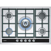 Siemens EC745RC90E Gas Hob, Stainless Steel