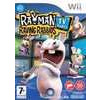 Rayman Raving Rabbids TV Party - Balance Board Compatible (Wii)