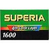 Superia HG 1600 36 exposures Pack of 3 Rolls