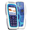 Nokia 3220 Black/Silver - Camera Phone - Video- Cut-Out-Covers - Polyphonic Ringtones - Sim Free