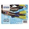 Epson T5846 PictureMate PicturePack 150 Sheets Plus Ink for PictureMate 240/260/280/290 Ref C13T58464010