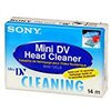 Sony Mini DV Camcorder Cleaner