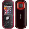 Nokia 5030 Orange Pay As You Go Mobile Phone Including £10 Airtime - Red