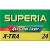 Fuji Superia Xtra 800 36 exposures Pack of 5 Rolls